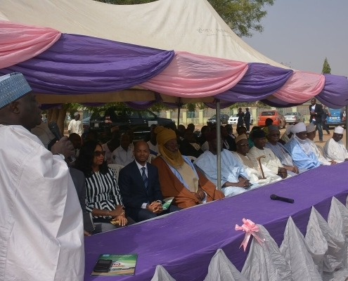 Credit Direct Limited donates Digital Examination Centre to ZEDA Zaria1