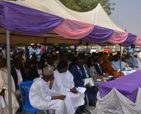 Credit Direct Limited donates Digital Examination Centre to ZEDA Zaria10