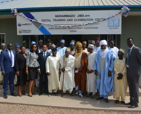 Credit Direct Limited donates Digital Examination Centre to ZEDA Zaria2