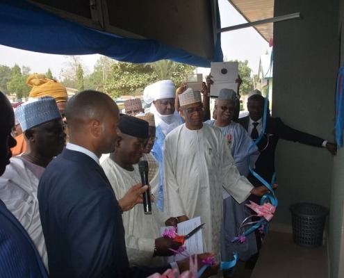 Credit Direct Limited donates Digital Examination Centre to ZEDA Zaria6
